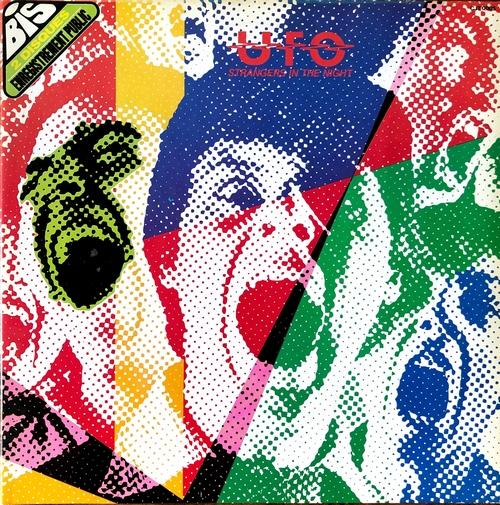 Ufo Strangers In The Night 2 X Vinyl Lp 33t Ebay
